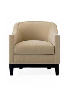 Warren Chair by A. Rudin on Gilt Home