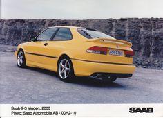 Saab 9-3 Viggen (2000, # 00H2-10)