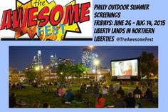 "#PhillyCalendar tonight@TheAwesomeFest Outdoor screening ""Uncle Kent 2"" @nliberties"