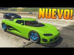 PROBANDO MI NUEVO PEPINO DE ENTITY - Gameplay GTA 5 Online Funny Moments (Carrera GTA V PS4) - YouTube