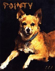 Pointy (John Singer Sargent - circa 1880)