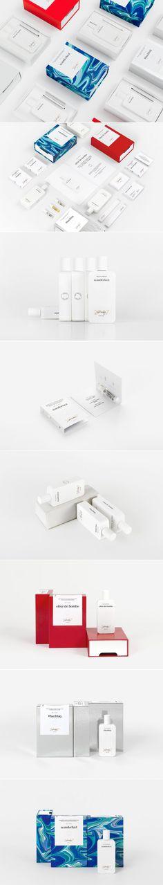 27 87 Perfumes — The Dieline - Branding & Packaging Design