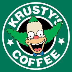 #krusty #lossimpsons #simpsons by luiggiserrano http://ift.tt/1V2DOjD