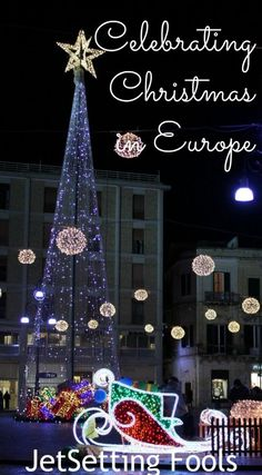 We have been able to celebrate Christmas for an entire month, spread over three countries and five cities (Lisbon, Barcelona, Seville, Madrid and Lecce), as celebrating Christams in Europe doesn't end on December 25, but continues until January 6, the Day of the Epiphany.