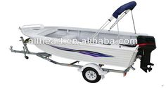 10ft small Aluminum fishing boat $1000~$1100