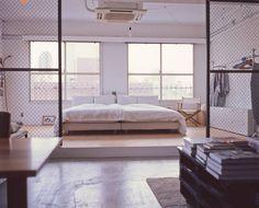 Design Loft next to Tokyo Midtown   Minato-ku, airbnb