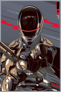 Robocop (2014) - Vincent Rhafael Aseo ----
