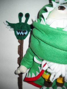 Chompy Mage,Custom Made,Skylanders,Plush Toy,Handmade,2015,US,3-80,Boys,Girls | eBay
