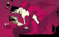 Asaf and Tomer Hanuka Illustration art Comics Illustrations, Illustration Art, New Yorker, Tomer Hanuka, Character Inspiration, Character Design, Graffiti, Goth Art, Erotic Art
