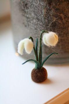Fräulein Otten: Schneeglöckchen Weißröckchen
