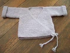 tuto tricot gilet croisé en 3 mois en français en pdf http://sweetanything.com/archives/659-Collection-petit-bidon....html