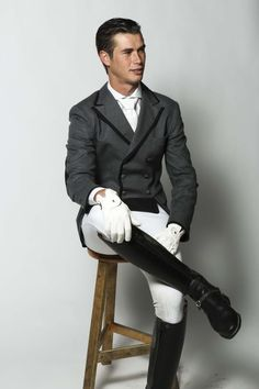 Image result for male riding clothes