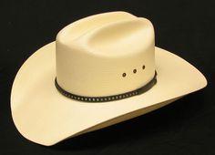 786897c8083 Resistol Night Life Natural Straw Cowboy Hat