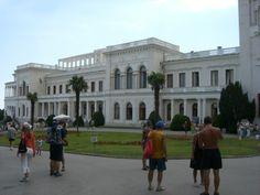 Livadia Palace, Crimea, Ukraine #travel #ukraine
