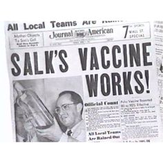 We need another Salk