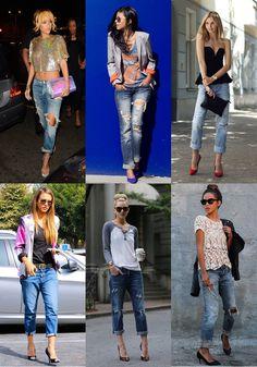 Style Me Friday Inspiration, Week 35: Boyfriend Jeans