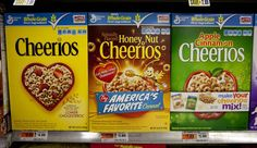 General Mills places big bet on gluten-free Cheerios