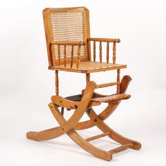 Antique Hi Chair on ebth 41. We had one...brought it with b08fe6c60a51