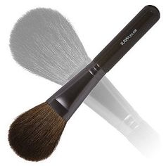 Raw Natural Beauty Raw Color Face and Blending Brush 1 piece by Raw Natural Beauty. $12.00. Blends and feathers pigment. Creates a fresh, natural-looking finish. Perfectly applies finishing powder. Also great for applying shimmer powders. Large, super soft brush head. Sweep this large, soft brush over your face to apply a finishing powder. The Face/Blending Brush softly and evenly feathers color for a fresh, natural-looking finish.
