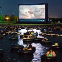 Probably the best way to watch Jaws