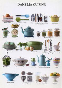 Dans ma cuisine / In My Kitchen (Nouvelles Images, France) | Flickr - Photo Sharing!