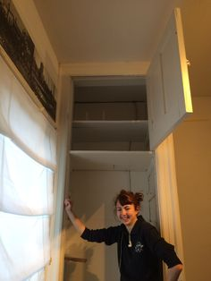 Blinds, Curtains, Mirror, Home Decor, Jalousies, Blind, Interior Design, Draping, Home Interior Design