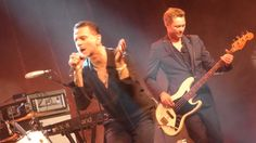 Oh God Gahan.....<3  Dave Gahan Soulsavers Dirty Sticky Floors Live @Fabrique Milano 4 11 2015