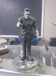 Image result for model  horror model figures