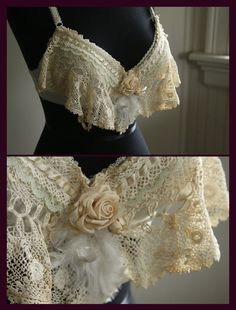 Feathered Secrets... by *lions-nd-yellocake  Artisan Crafts / Textiles / Clothing