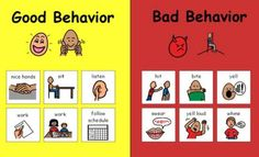 Ultimate Packet of Behavior Management Visuals for Children with Autism product from The-Autism-Helper on TeachersNotebook.com