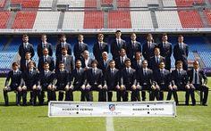 Plantilla Atletico de Madrid 2013/14