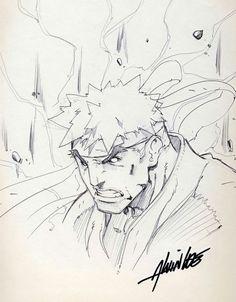 Jim Lee Sketchbook Pdf