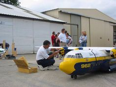 Large Scale RC Planes - 08