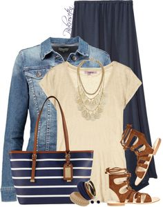 The Best Stylish Polyvore Cute Outfits For This Spring 2016