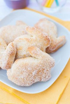 Süße Quarkhasen (Ostergebäck aus Quark-Öl-Teig) | Kaffee und Cupcakes | Bloglovin'