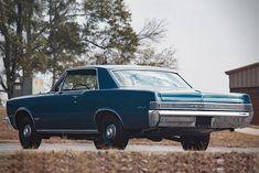 1965 Pontiac GTO Dual-Quad 389 CI