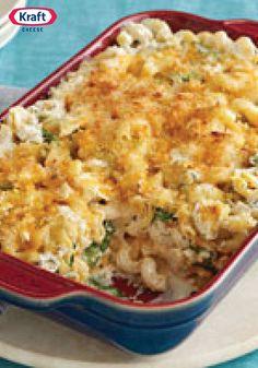 Cavatappi With Artichokes And Three Cheeses Recipe — Dishmaps