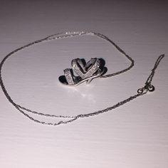 10k High Heel Shoe Necklace