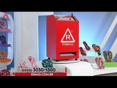 Máquina de Fazer Chinelos | RIMAQ