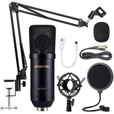 17 The Best Condenser Microphones Ideas Microphones Microphone Condensation