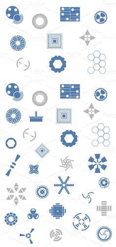 This second set contains 30 custom shapes in a .CSH file and a PDF file with instructions on how to install them. The shapes are resizable and can be used both Photoshop Shapes, Web Design, Tech, Quilts, Inspiration, Art, Biblical Inspiration, Art Background, Design Web
