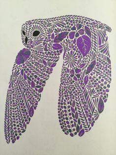 Owl - Animal Kingdom Book, Millie Marotta