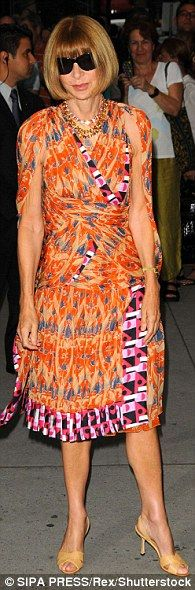 Costly: She orders several new pairs each season, though Blahnik won't reveal the exact number (pictured in 2009)