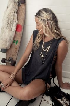 Boho | Gypsy | Style | Love | clothes | outfit |