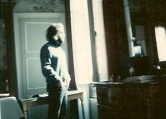The last picture taken of Jim Morrison.