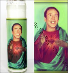 Hey, I found this really awesome Etsy listing at https://www.etsy.com/listing/209450222/crazy-saint-nicolas-prayer-candle-cage