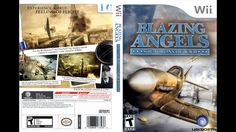BLAZING ANGELS SQUADRONS OF WWII #BACKLOG NINTENDO WII REVIEW #WII