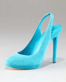 my fav color!  i so have to have these!