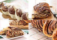 Trenzas de Nutella, fáciles y riquísimas - Recetín