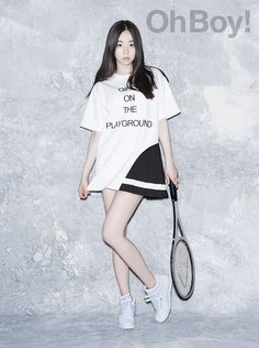 SoHee ( ex-Wonder Girls )